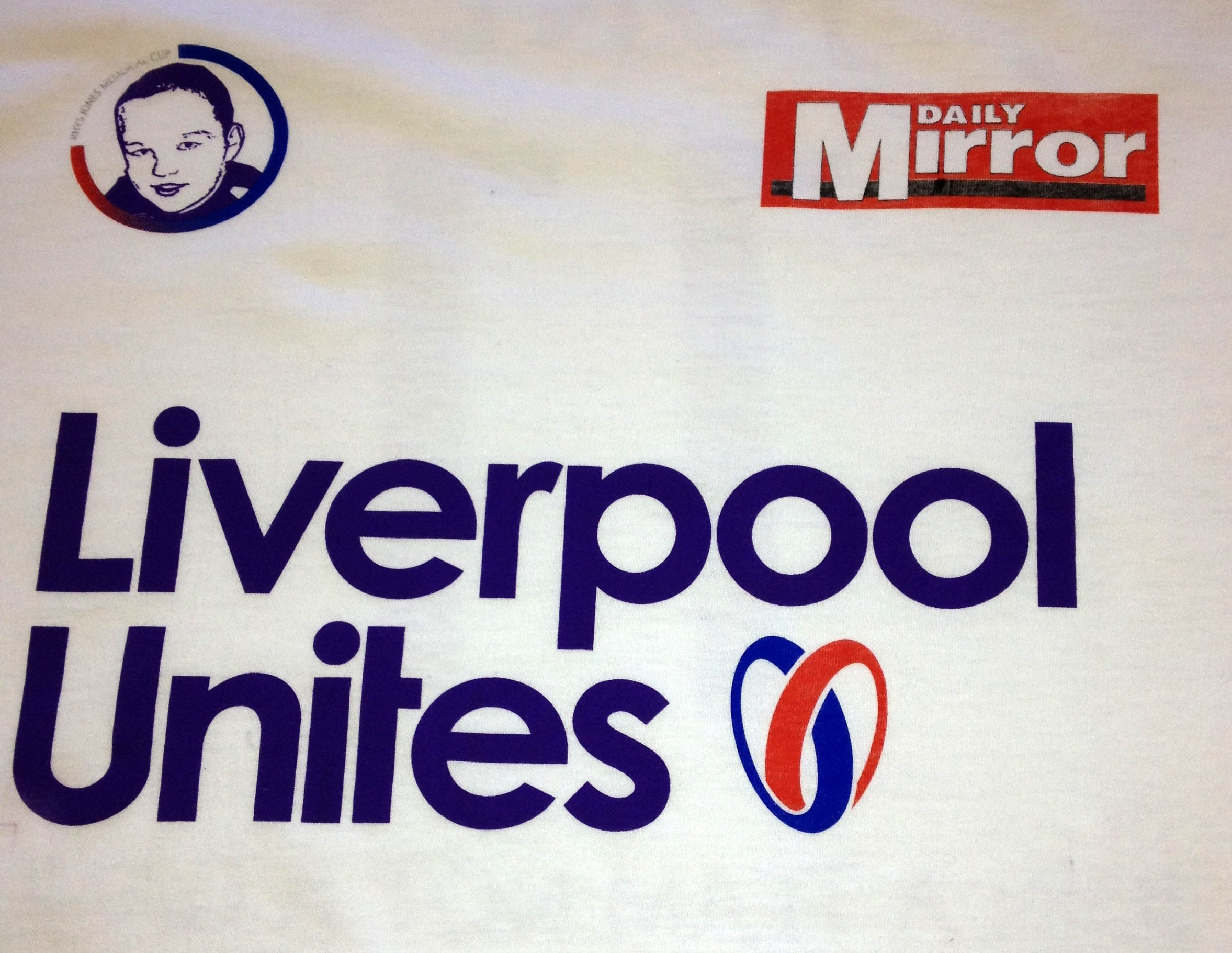 Design your own t shirt liverpool - Liverpool Unites